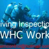 Underwater ship hull cleaning n propeller polishing