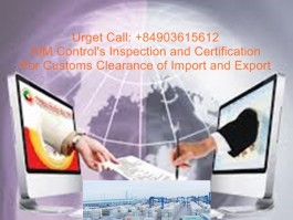 Government Services and International Trade Inspection